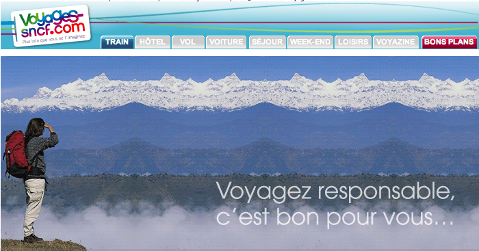 Voyage Responsable SNCF 2