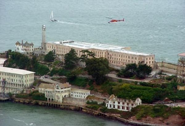 Hôtel-prison Alcatraz