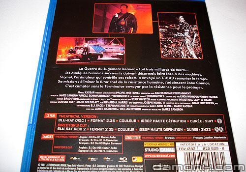 Blu Ray Terminator 2