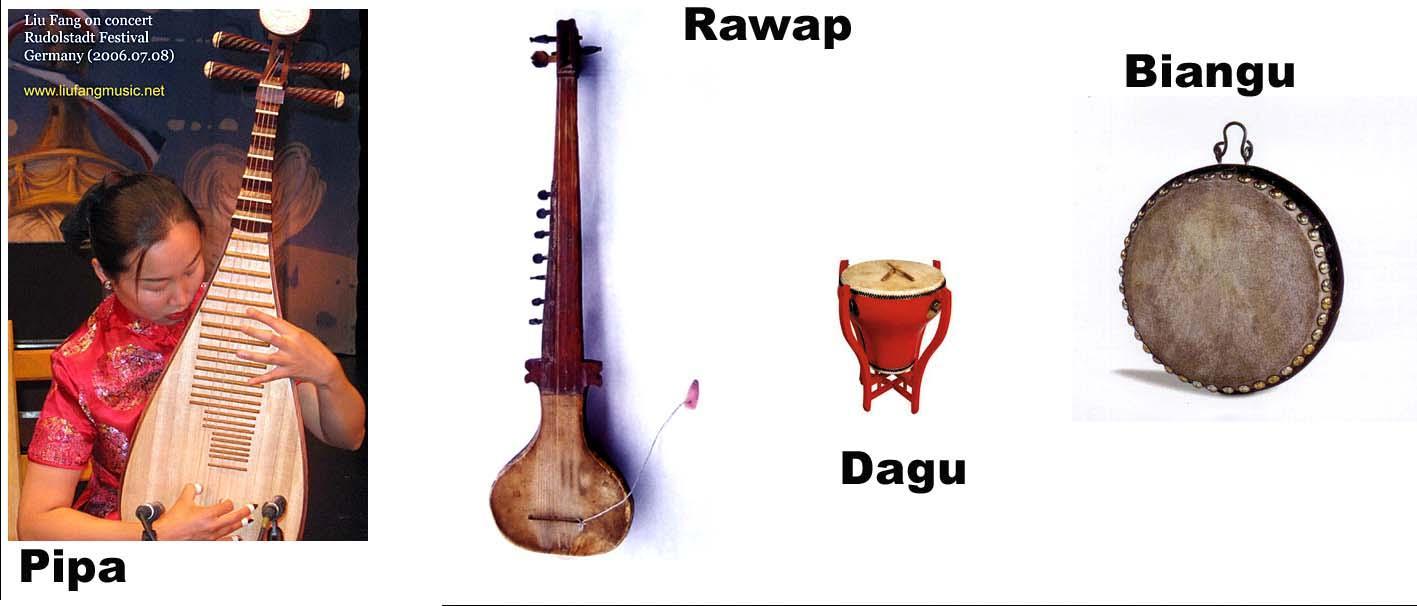 Instruments de musique chinois 224 papeete paperblog