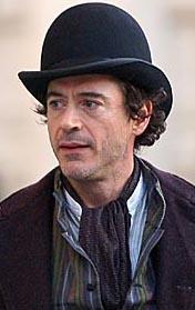 Sherlock Holmes avec Robert Downey Junior, Jude Law : première photo de Sherlock Holmes