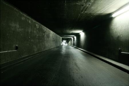 The tunnel 2