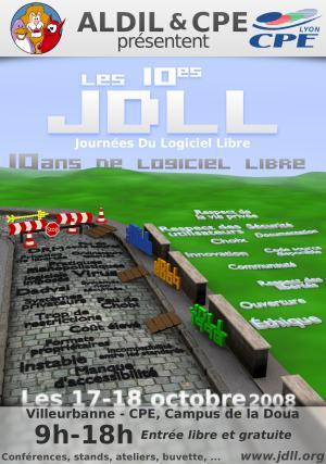 Affiche JDLL