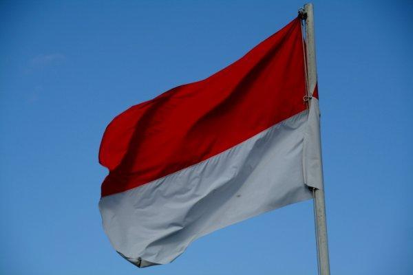 Indonésie 1 166