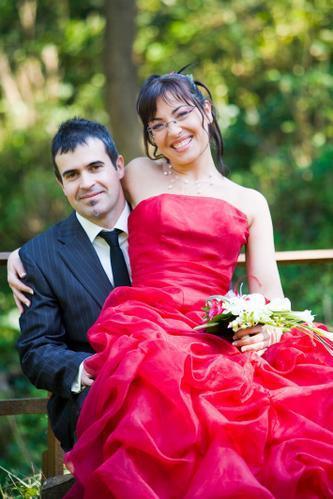 Photo de la semaine : mariés, et heureux