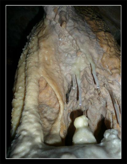 La grotte de Sabart