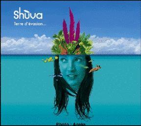 Pochette de l'album de Shùva