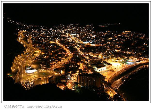 Machico by Night