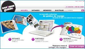 Seriousguide.fr, nouveau site de tourisme communautaire