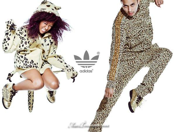 Adidas Jeremy Scott Vetement Femme