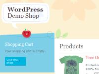Crafty Cart  thèmes e-commerce gratuit pour Wordpress