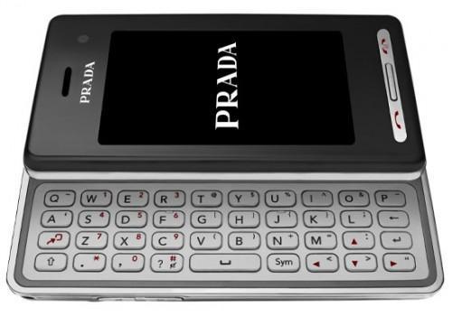 LG Prada 2 officiellement annoncé…