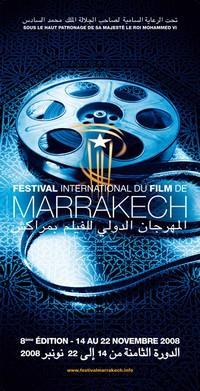 Marrakech : Le Festival international du film se tiendera du 14 au 22 novembre 2008