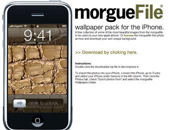 Un pack de Wallpaper pour votre iPhone Redneck - buzzmarketing