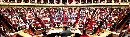 Pas de clim' à l'Assemblée Nationale...