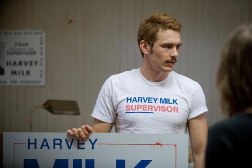 Milk de Gus Van Sant avec Sean Penn : nouvelles images du film
