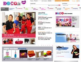D&Co; lance son site internet