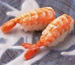 Nigirisushi à la crevette