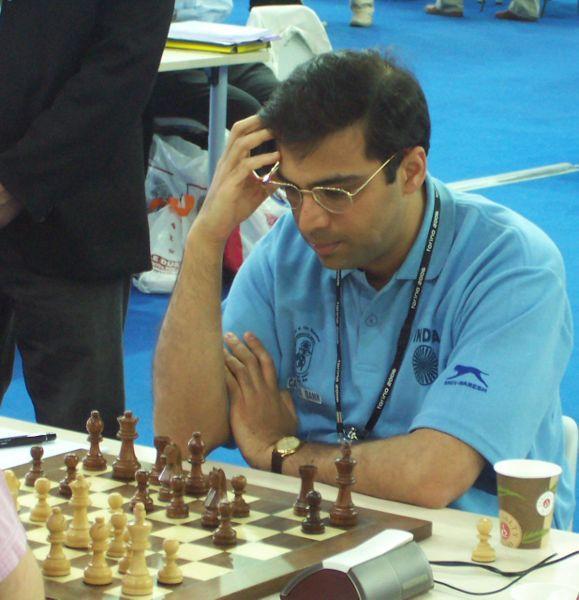 Le Duel Anand-Kramnik Top départ !