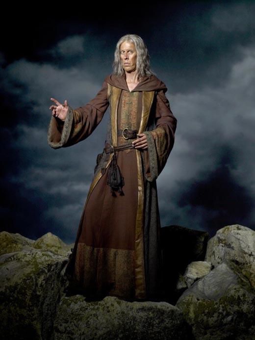 Legend of the Seeker : poster, photos et premier trailer