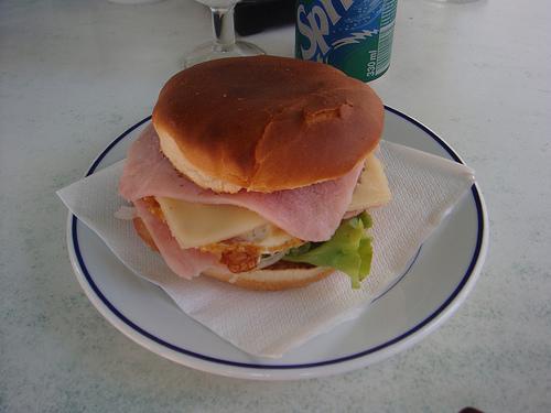 Un burger à 2,40 euros dans un restaurant !