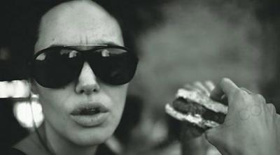 Les Photos d'Angelina Jolie par Brad Pitt