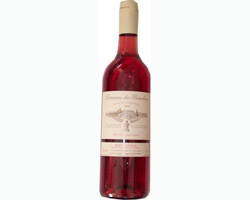 Bordeaux Domaine du Bourdieu Rosé bio - Le Portail Bio