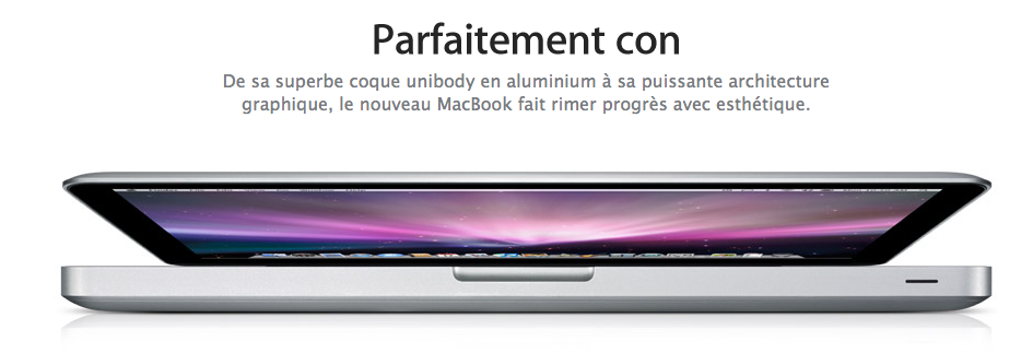 Macbook con