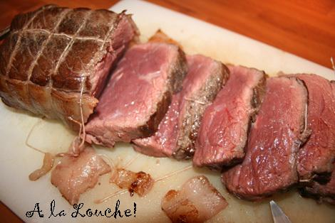 Cuire un r ti de boeuf les temps de cuisson des viandes paperblog - Temps de decongelation viande ...