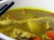 Curry poulet japonaise