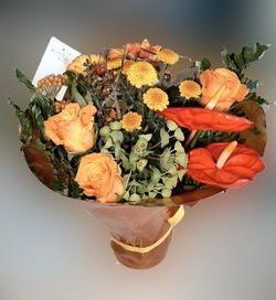 Un cambrioleur envoie un bouquet de fleurs pour s 39 excuser for Envoi bouquet