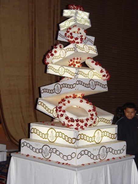 Gâteaux géants  À Voir