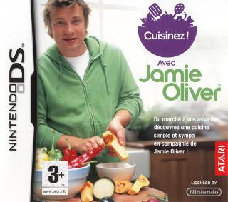 cuisinez avec jamie oliver sur ds paperblog. Black Bedroom Furniture Sets. Home Design Ideas