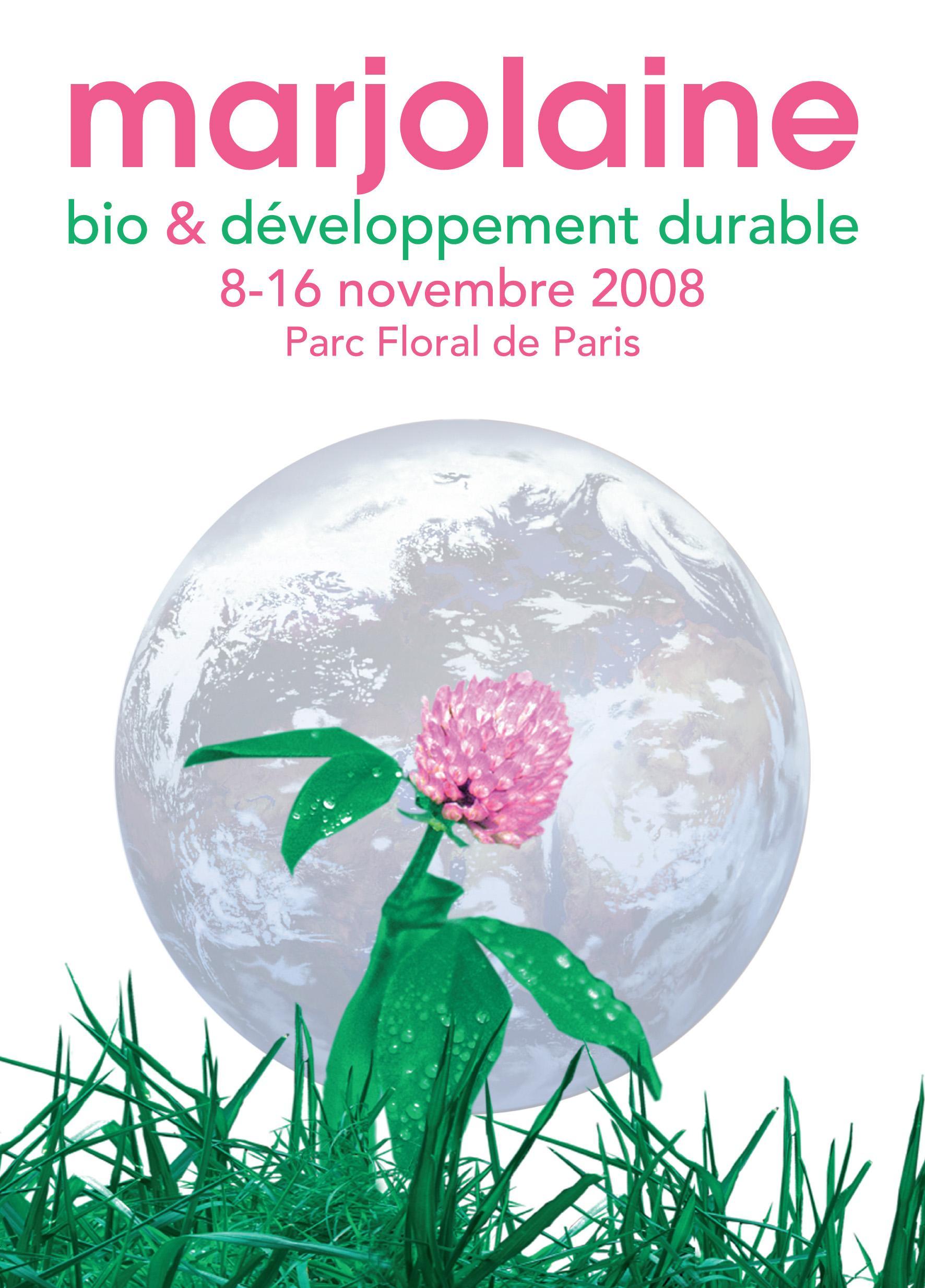 Salon bio au parc floral de paris voir for Salon bio paris