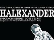 Live Jann Halexander