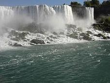 chutes Niagara Force nature