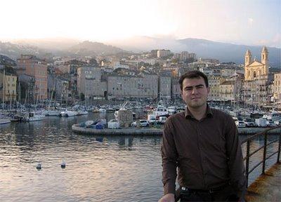 Le grand maître d'échecs azeri Shakhriyar Mamedyarov