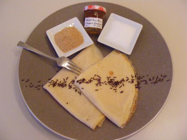 La pâte à crêpes rapide et facile