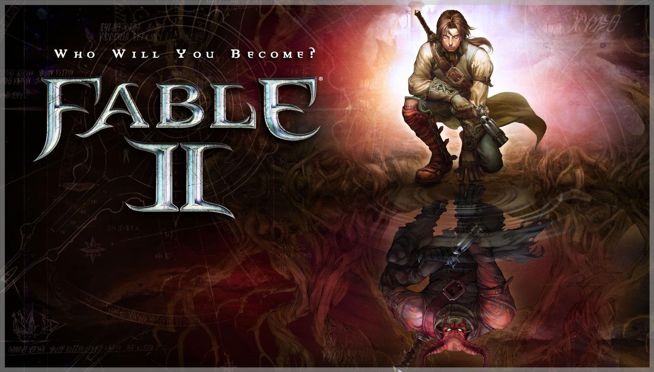 Fable III на PC.