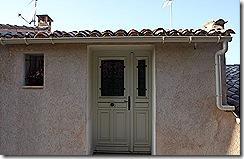 Rénovation complète d'une maison de village à Roumoules