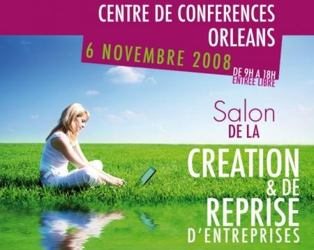 Salon de la cr ation et de la reprise d entreprise for Salon creation entreprise