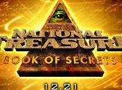 Benjamin Gates Livre Secrets, nouveau trailer