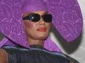 Grace Jones look inimitable -Photos-