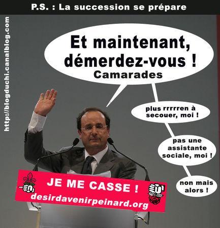 HUMOUR FRANCOIS HOLLANDE Hollande-retraite-avant-70-ans-L-1