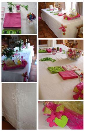 D coration de table pour bapt me d couvrir - Decoration winnie l ourson pour bapteme ...