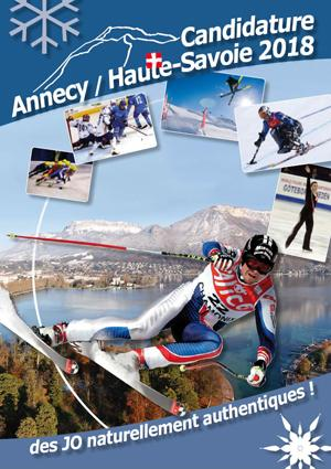 Jeux Olympiques 2018 Annecy