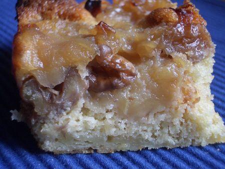 G teau pomme noix et cr me p tissi re voir - Gateau aux noix et pommes ...