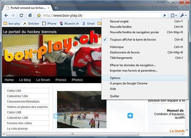 Comment modifier le moteur de recherche par défaut dans Google Chrome