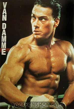 jean claude van damme. Jean-Claude Van Damme 300x441