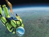Grand saut dans l'espace